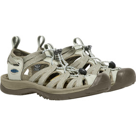 Keen Whisper Sandals Dame agate grey/blue opal